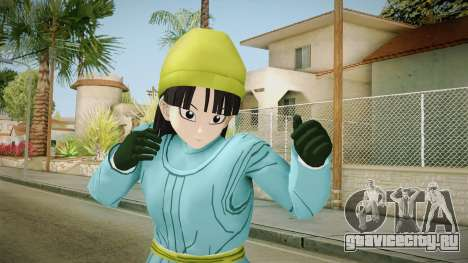 Dragon Ball Super - Mai Future для GTA San Andreas