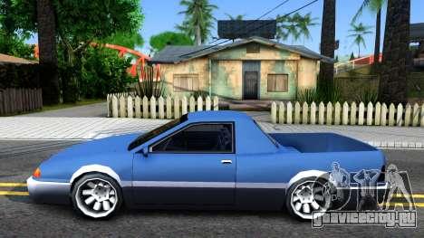 Stratum Pickup для GTA San Andreas вид слева