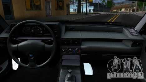 Daewoo Nexia Tuning для GTA San Andreas вид изнутри