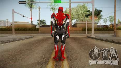 Spider-Man Homecoming - Iron Man MK47 для GTA San Andreas третий скриншот
