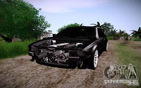 BMW M5 E39 GVR для GTA San Andreas