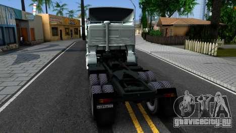 КамАЗ 5410 для GTA San Andreas вид сзади слева