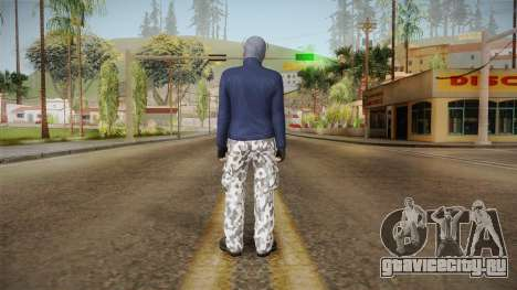 Spider-Man Homecoming - Captain America Thief для GTA San Andreas третий скриншот