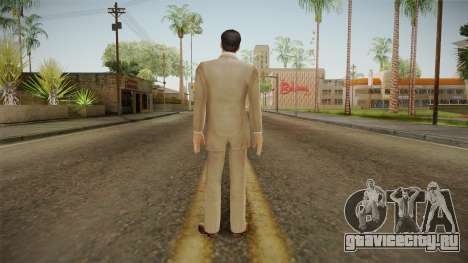 007 EON Bond Style для GTA San Andreas третий скриншот
