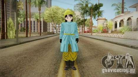 Dragon Ball Super - Mai Future для GTA San Andreas второй скриншот