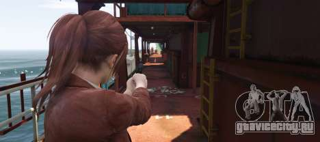 Claire Redfield from Resident Evil: Revelation 2 для GTA 5