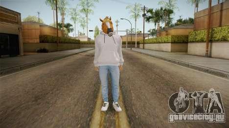 DaniRep Skin GTA Online для GTA San Andreas второй скриншот