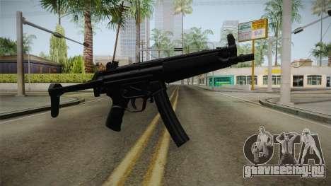 MP5A1 для GTA San Andreas