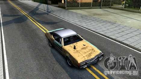 Derby Clover для GTA San Andreas вид справа