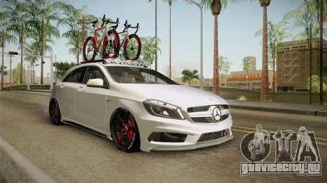 Mercedes-Benz A45 AMG 2012 для GTA San Andreas