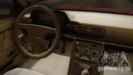 Daewoo-FSO Polonez Caro Plus 1.6 GLi для GTA San Andreas вид изнутри