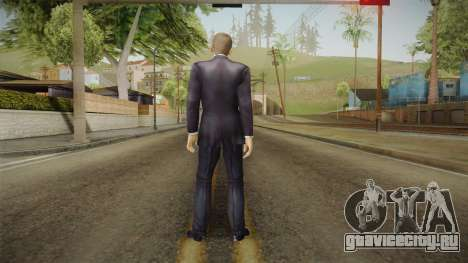 007 James Bond Daniel Craig On Tuxedo для GTA San Andreas третий скриншот