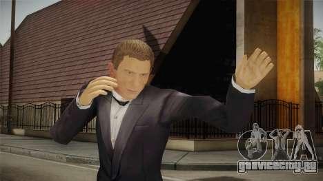 007 James Bond Daniel Craig On Tuxedo для GTA San Andreas