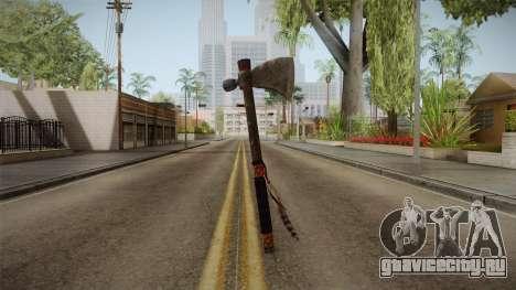 Dead Rising 2 - Tomahawk для GTA San Andreas второй скриншот