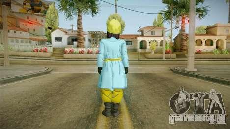 Dragon Ball Super - Mai Future для GTA San Andreas третий скриншот