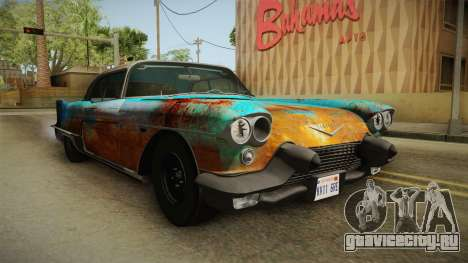 Cadillac Eldorado Brougham 1957 Rusty HQLM для GTA San Andreas