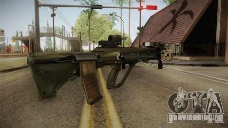 Battlefield 4 - Steyr AUG для GTA San Andreas второй скриншот
