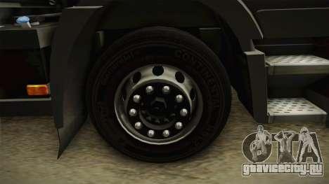Iveco Stralis Hi-Way 560 E6 6x2 Cooliner v3.0 для GTA San Andreas вид сзади