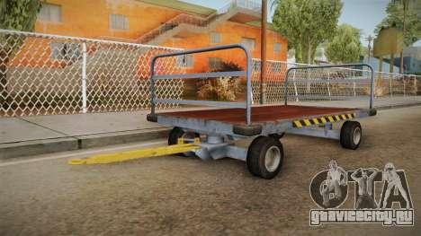 GTA 4 Airport Trailer 2 для GTA San Andreas