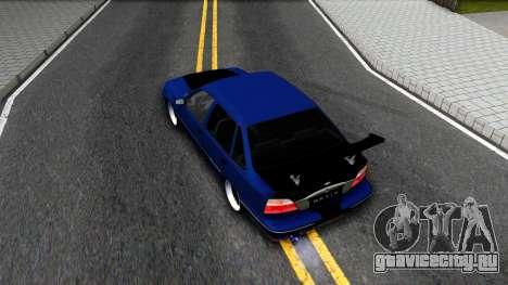 Daewoo Nexia Tuning для GTA San Andreas вид сзади