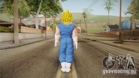 DBX2 - Vegetto SSJ для GTA San Andreas третий скриншот