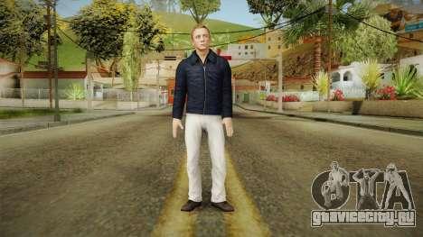 007 Legends Craig Ltk для GTA San Andreas второй скриншот