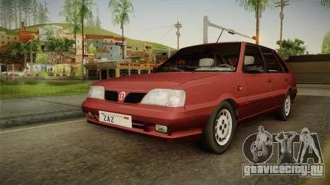 Daewoo-FSO Polonez Caro Plus 1.6 GLi для GTA San Andreas