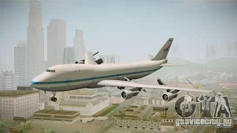 Boeing 747-123 NASA для GTA San Andreas