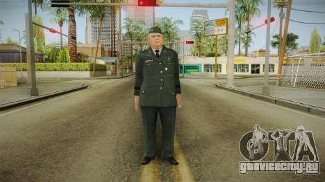 007 Legends Goldfinger General для GTA San Andreas второй скриншот