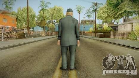 007 Legends Goldfinger General для GTA San Andreas третий скриншот