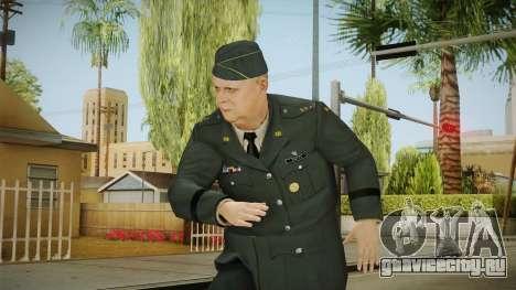 007 Legends Goldfinger General для GTA San Andreas