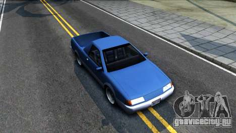 Stratum Pickup для GTA San Andreas вид справа