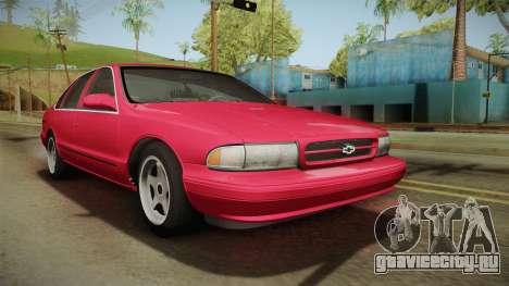 Chevrolet Impala SS 1996 для GTA San Andreas