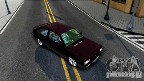 Volkswagen Gol GTI для GTA San Andreas