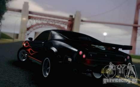 AMC Javelin Speedevil для GTA San Andreas вид слева