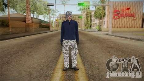 Spider-Man Homecoming - Captain America Thief для GTA San Andreas второй скриншот
