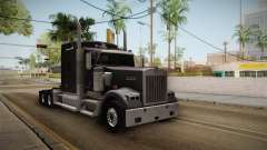 Kenworth W900 ATS 6x4 Cab Normal для GTA San Andreas