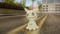 Pokémon Sun Moon - Mimikyu