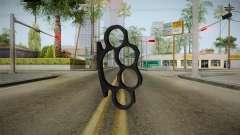 Brass Knuckles для GTA San Andreas