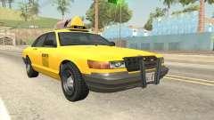 GTA 4 Taxi Car SA Style