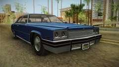 GTA 5 Albany Manana 4-doors IVF для GTA San Andreas