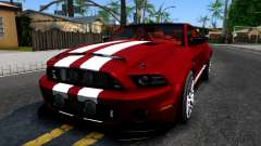 Ford Mustang Shelby GT500 2013 v1.0