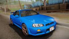 Nissan Skyline GT-R R34 Mk.X