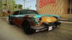 Cadillac Eldorado Brougham 1957 Rusty HQLM