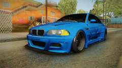 BMW M3 E46 Liberty Walk