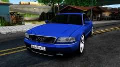 AUDI A8 Long 2002 для GTA San Andreas