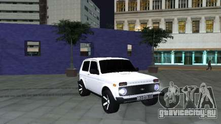 Vaz 2121 Stepanavan-Armenia для GTA San Andreas