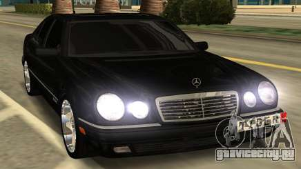 Mersedes Benz E420 для GTA San Andreas