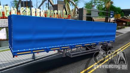 Прицеп Нефаз для GTA San Andreas
