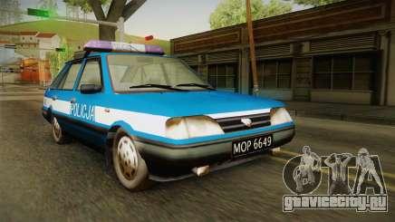 FSO Polonez Caro Policja для GTA San Andreas